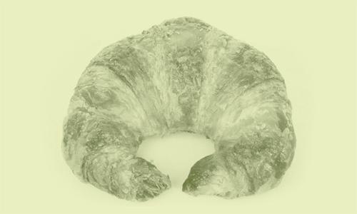 Croissant image for Quietroom blog