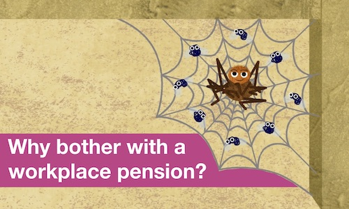 Animation: Why bother with a workplace pension?