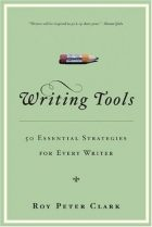 Cover image of 'Writing Tools' by Roy Peter Clark
