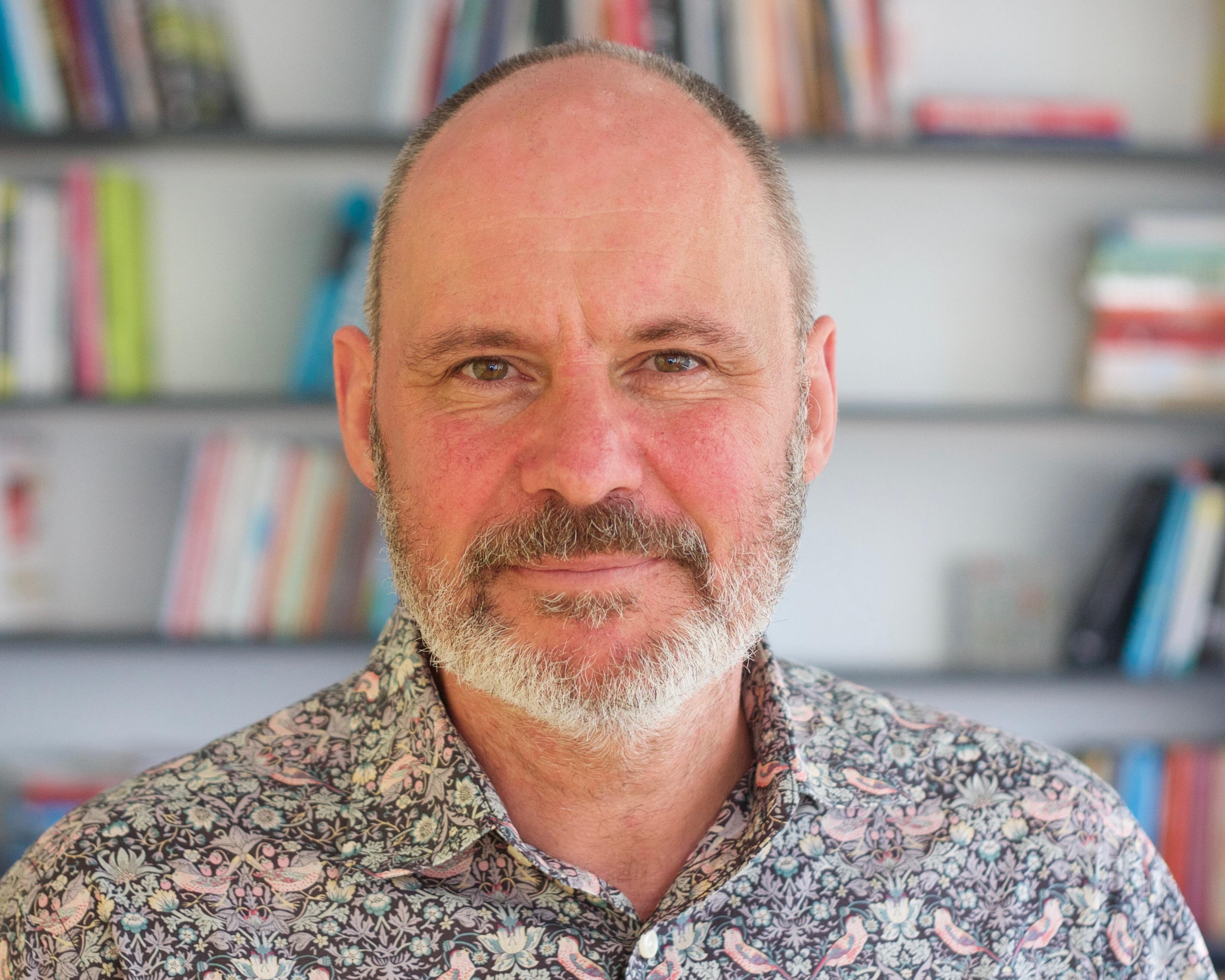 Mark Scantlebury – Co-Founder