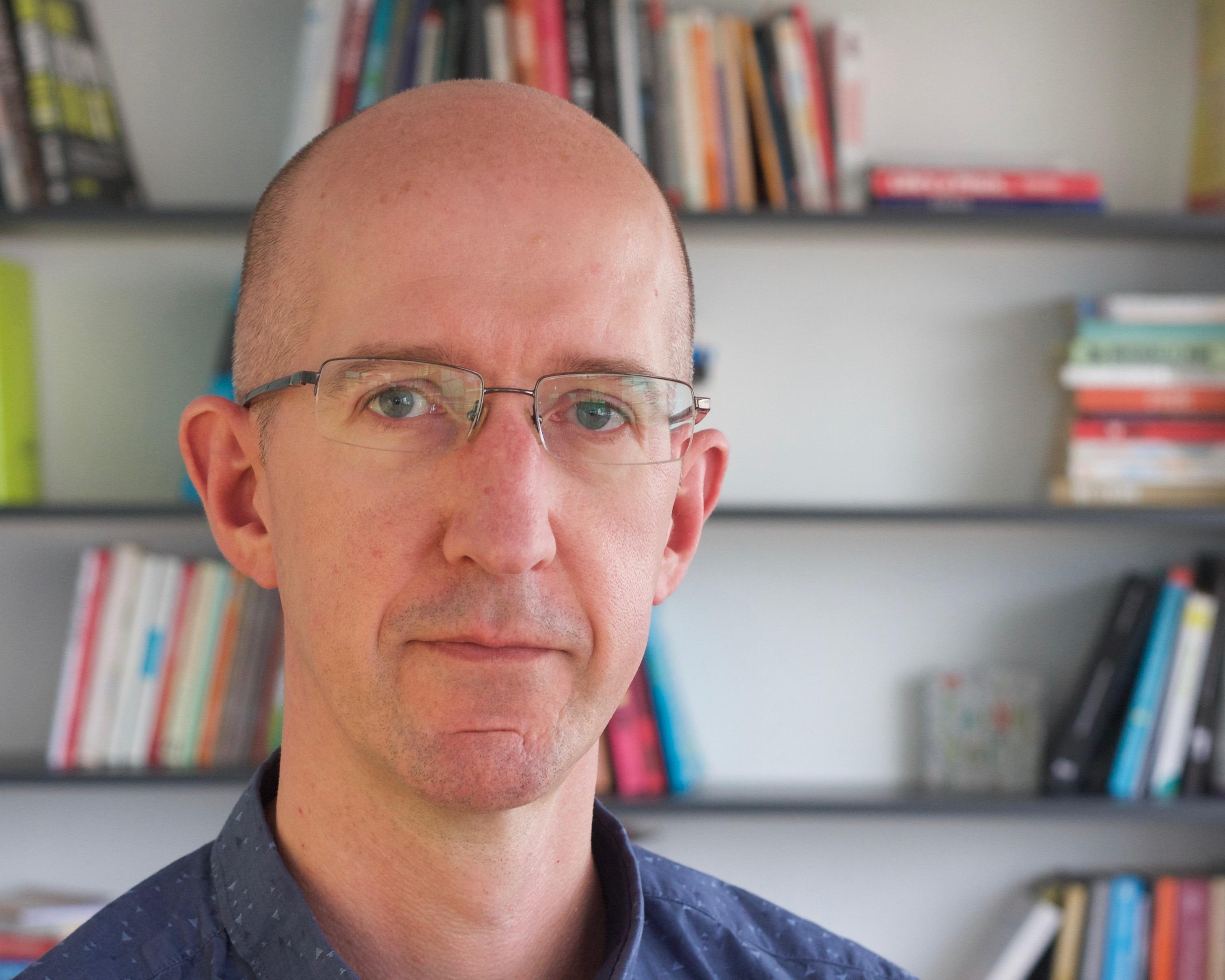 Simon Grover – Lead Writer
